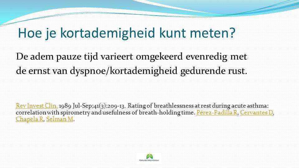 Kinderen die door de mond ademen Uit onderzoek blijkt dat 80% van de mond-ademende kinderen en 48,4% van de kinderen die door de neus ademen een afwijkende cervicale houding en adempatroon hebben.