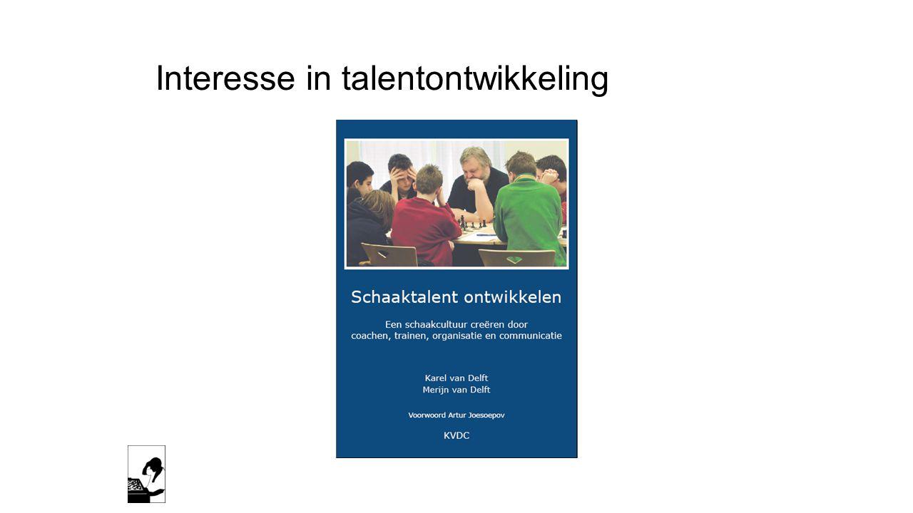 Talent Wat is talent.