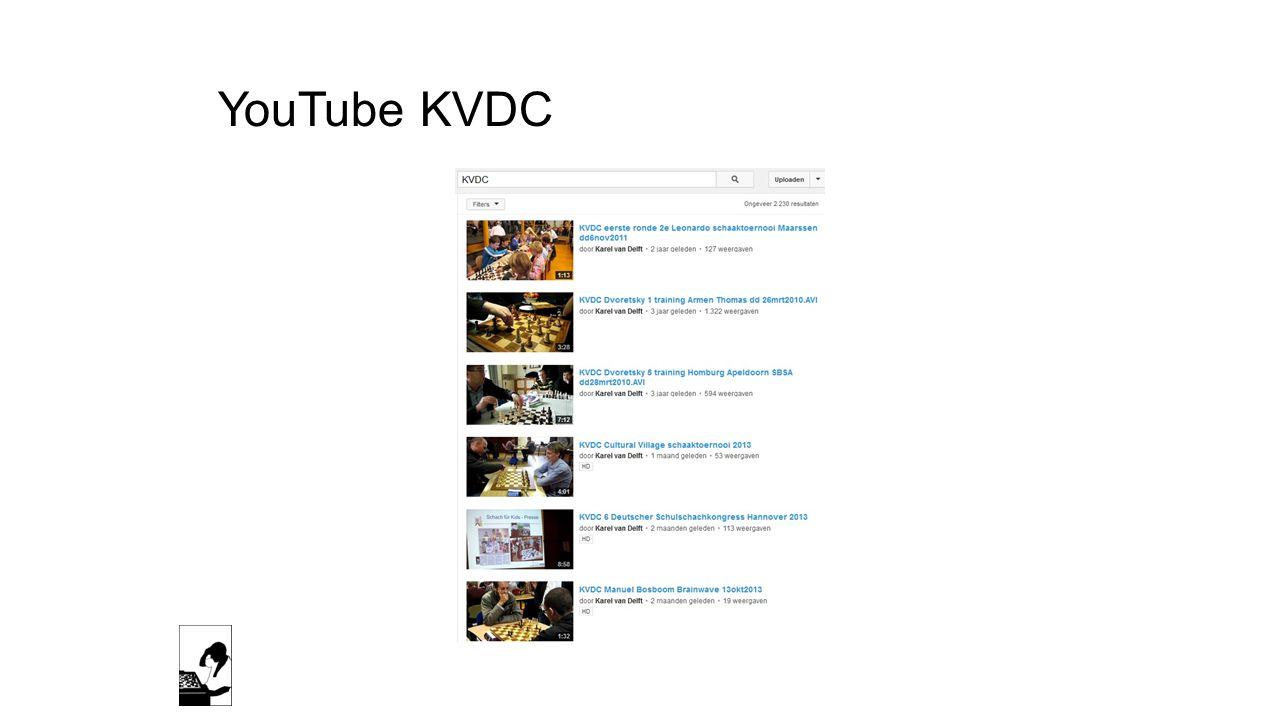YouTube KVDC