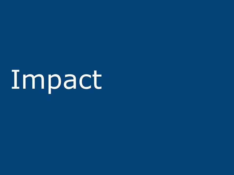 PvO – Partners voor Ondernemers 78 Impact