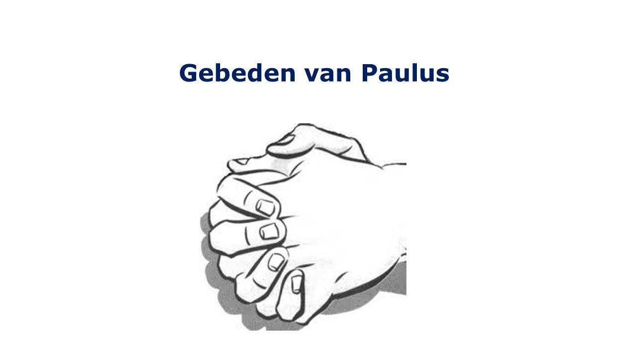 Gebeden van Paulus