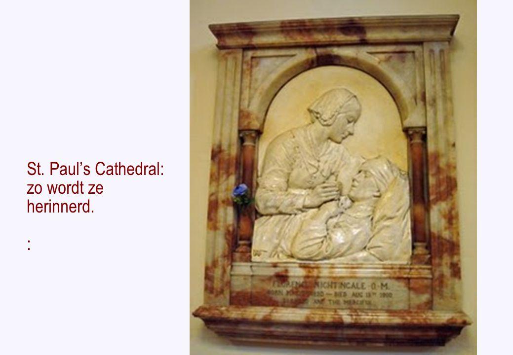 St. Paul's Cathedral: zo wordt ze herinnerd. :
