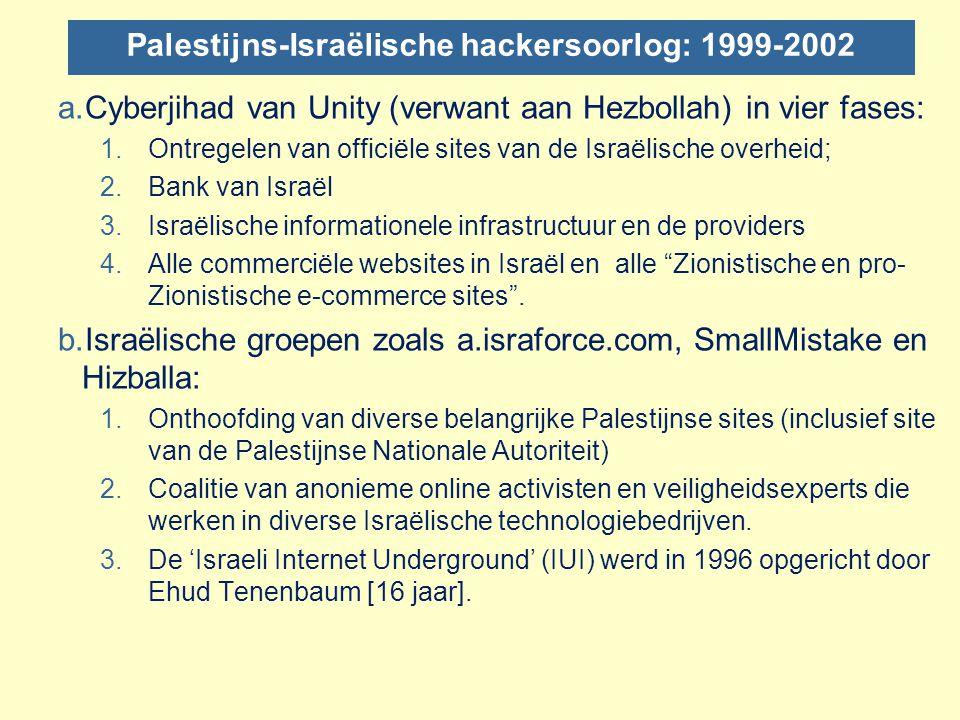 Web van vooroordeel, haat, en bedreiging — virtueel antisemitisme— a.
