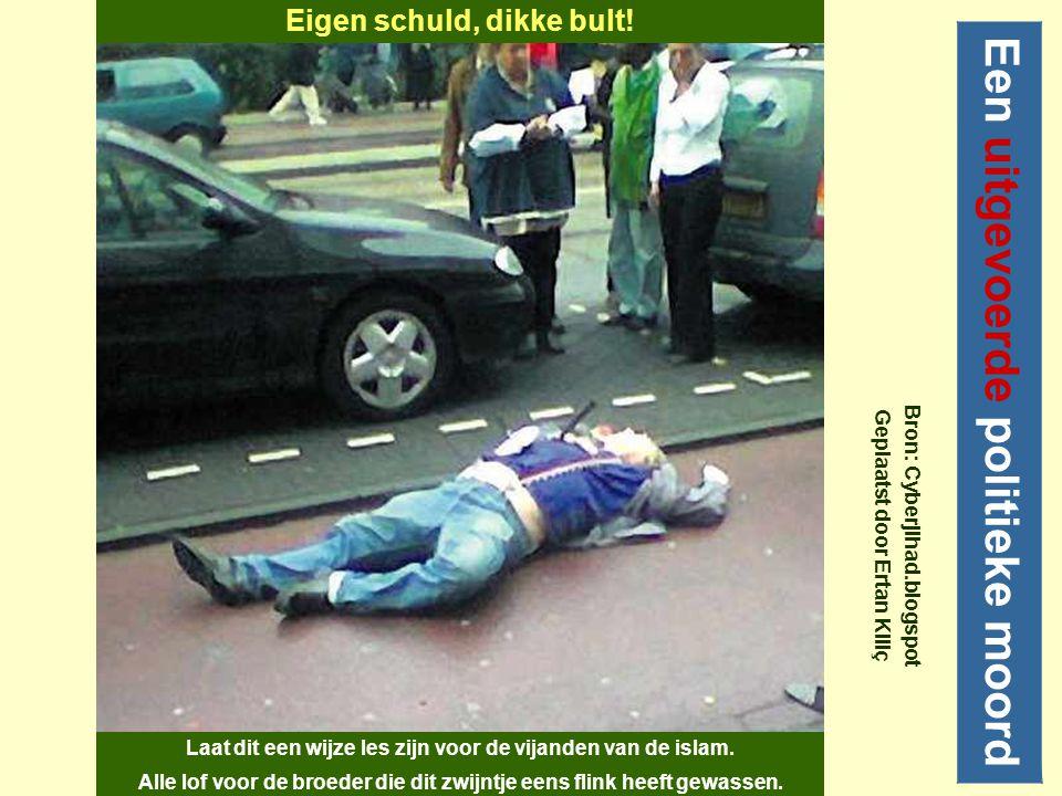 Een aangekondigde moord April 2004 www.mocros.nl