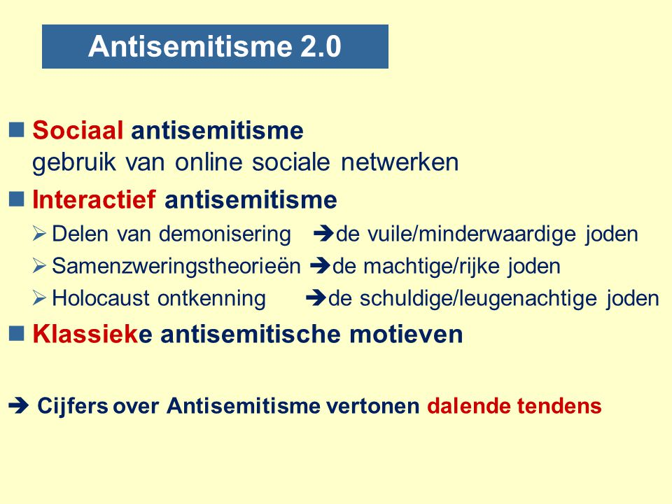 Trends in online neonationalisme nBijzondere dynamiek  Reageren op actuele politieke thema ' s van nationale en internationale aard  Gebruik van nieuwe technologieën voor propaganda en distributie.