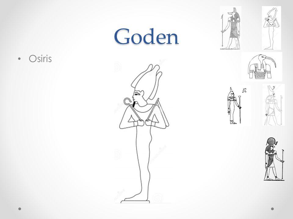 Goden Osiris