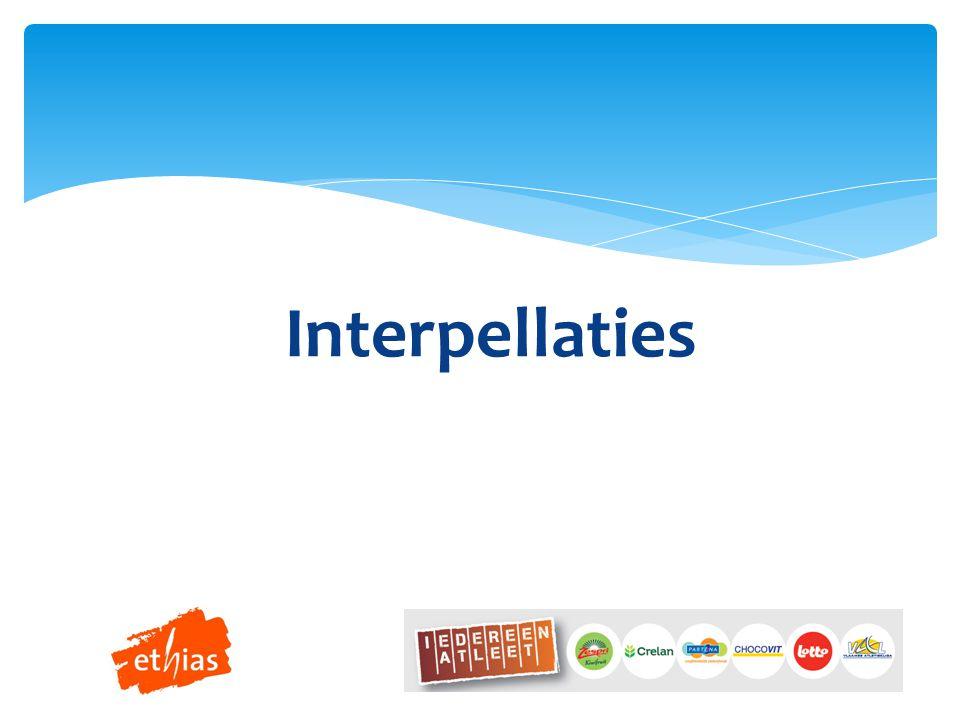 Interpellaties
