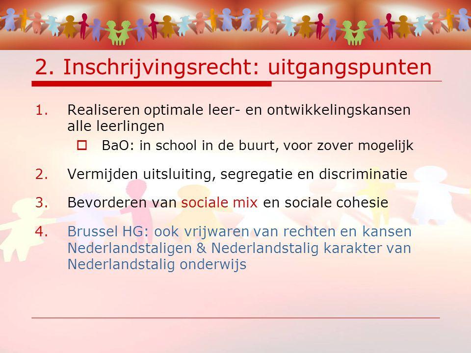11.Aanmeldingsprocedure (1)  Verplicht in LOP Gent BaO (en Antw.