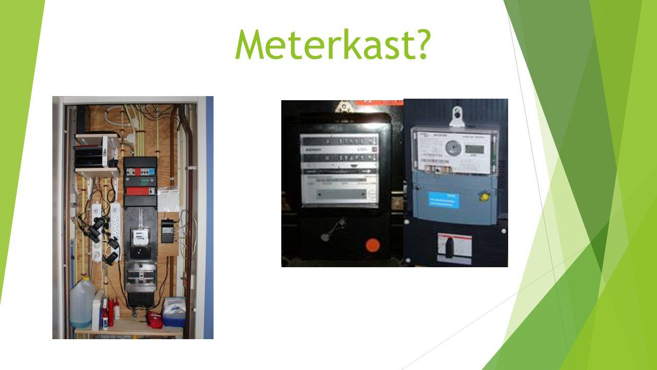 Meterkast?
