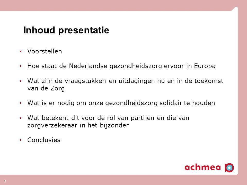 Mirro Stichting mirro staat voor de juiste zorg op het juiste moment.