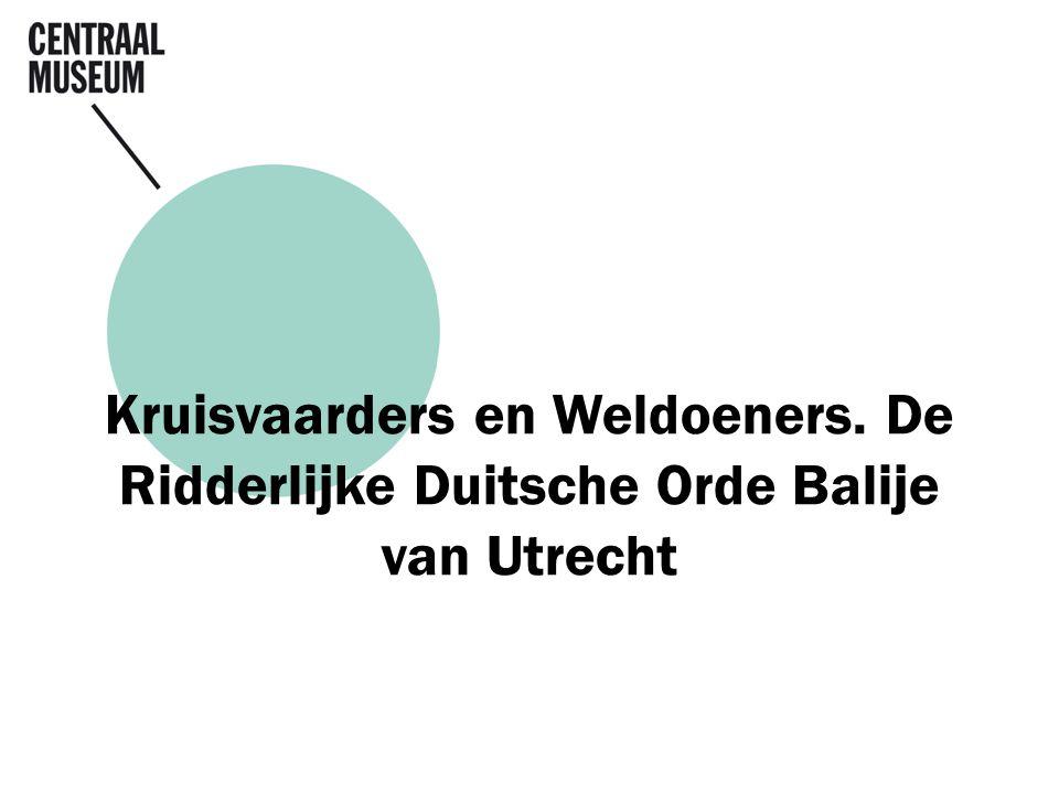Liefdadigheidsinstellingen Duitsche Orde Ridderorde