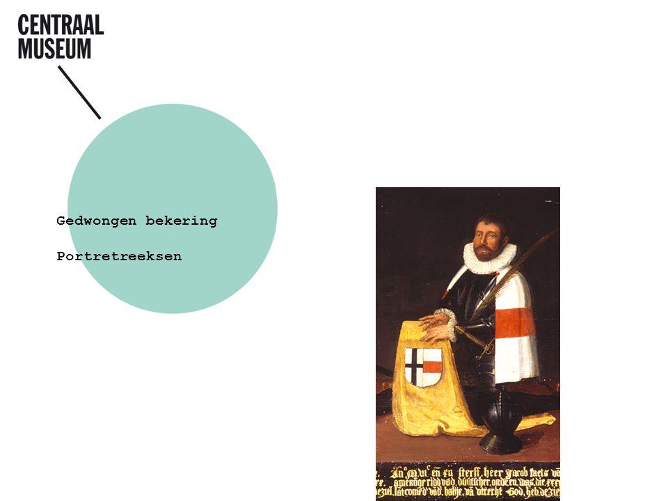 Portretten van de landcommandeurs Steven van Zuylen Nyevelt, Wouter van Amstel van Mynden, Albert van Egmond van Merestein, Frans van Loo en Jacob Taets van Amerongen – Meester van het Duitse Huis en Roelof Willemszoon van Culemborg.