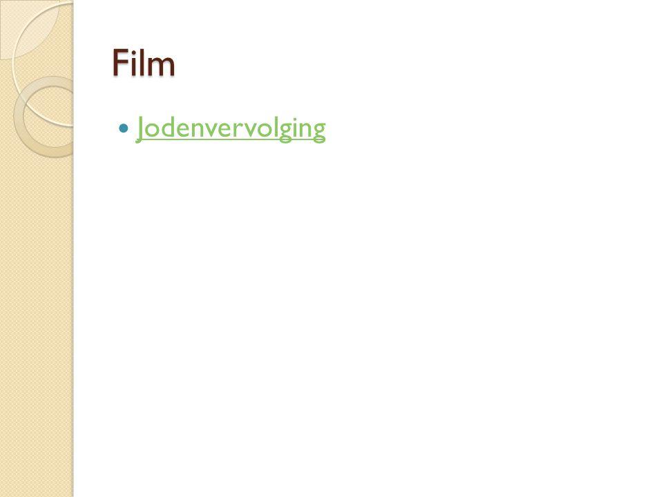 Film Jodenvervolging