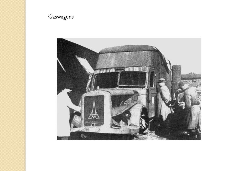 Gaswagens