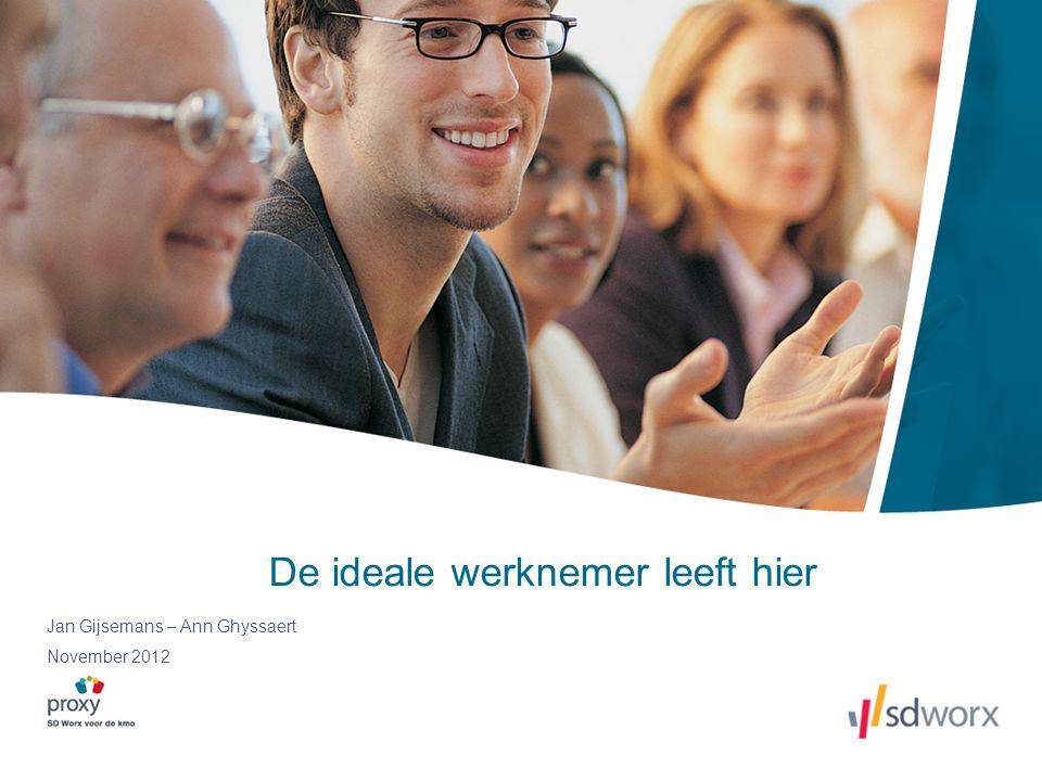 2 Is een KMO eigenlijk aantrekkelijk.KMO's zijn aantrekkelijk voor werknemers.