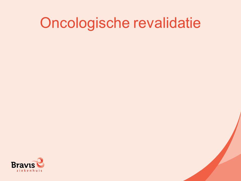 Oncologische revalidatie