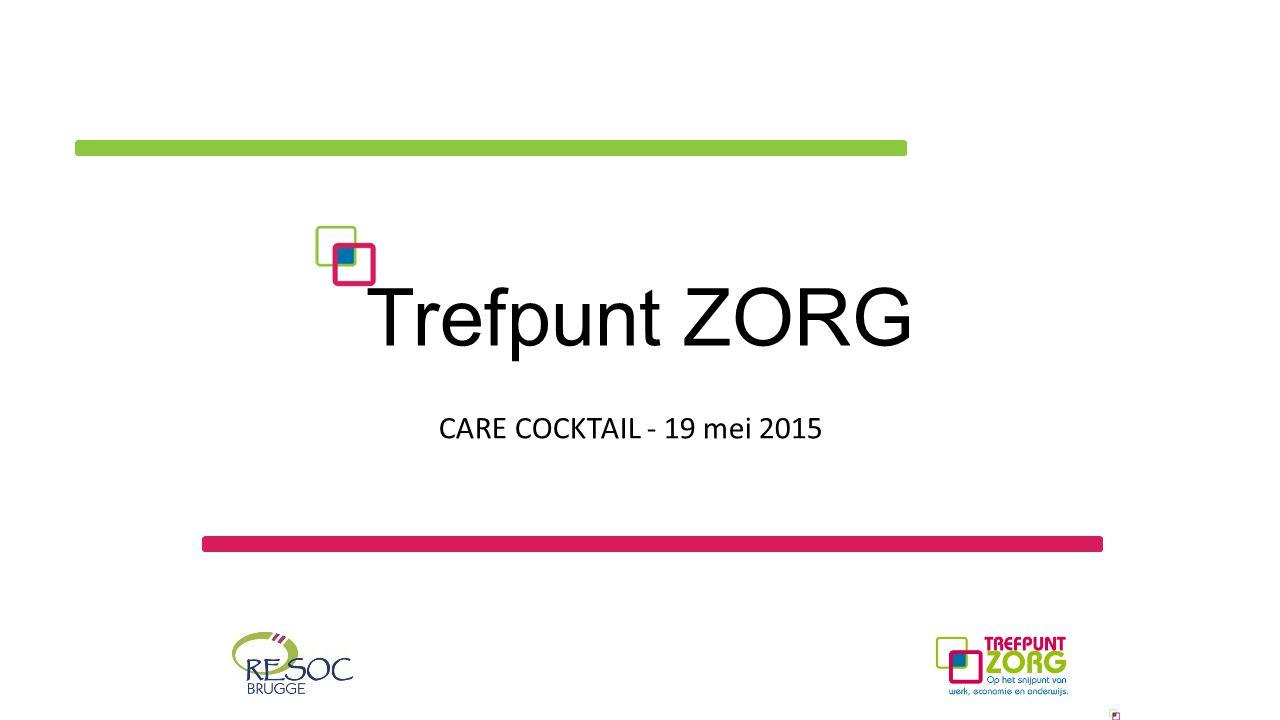 Tine Decuypere Coördinator RESOC Brugge – Trefpunt Zorg