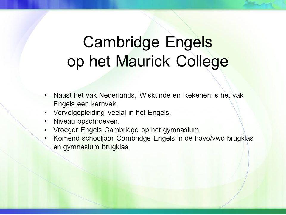 27 Vakken Brugklas Nederland Engels Frans Cambridge Engels (alleen gymnasium) Aardrijkskunde Geschiedenis Levensbeschouwing Antieke cultuur Biologie W
