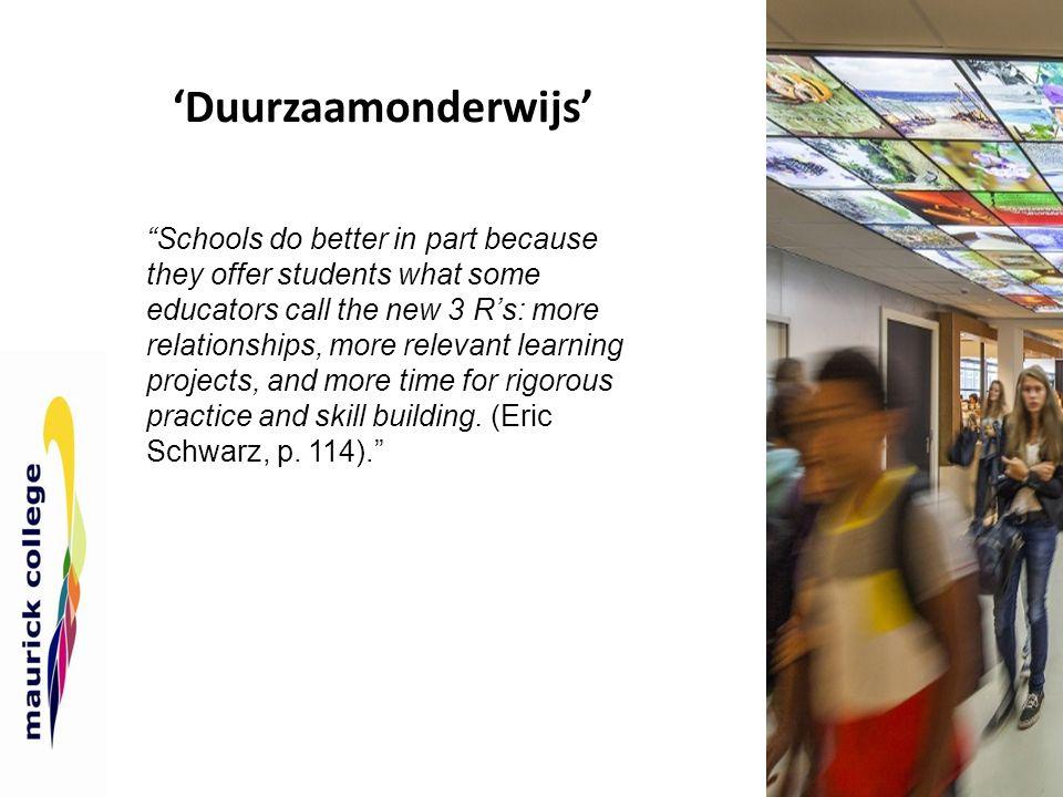 onderwijsaanbod Dalton brugklas profilering