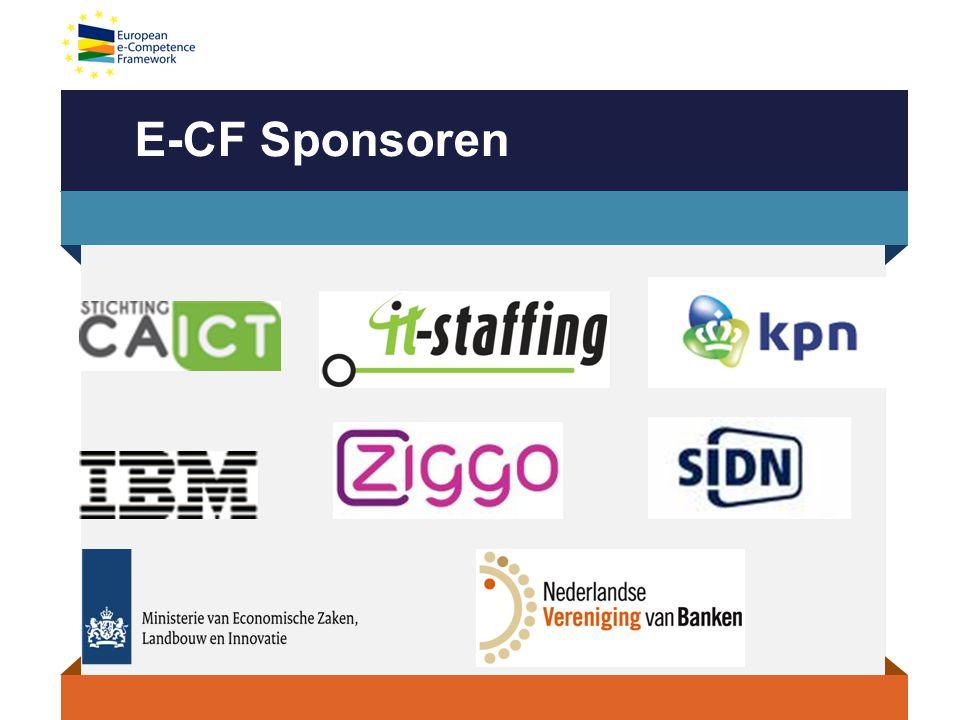 E-CF Sponsoren