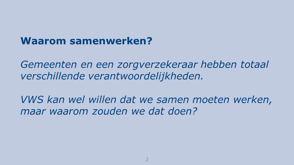 Meer informatie: www.werkagendamenzisgemeenten.nl www.werkagendamenzisgemeenten.nl 23 Regio Arnhem Regio Groningen