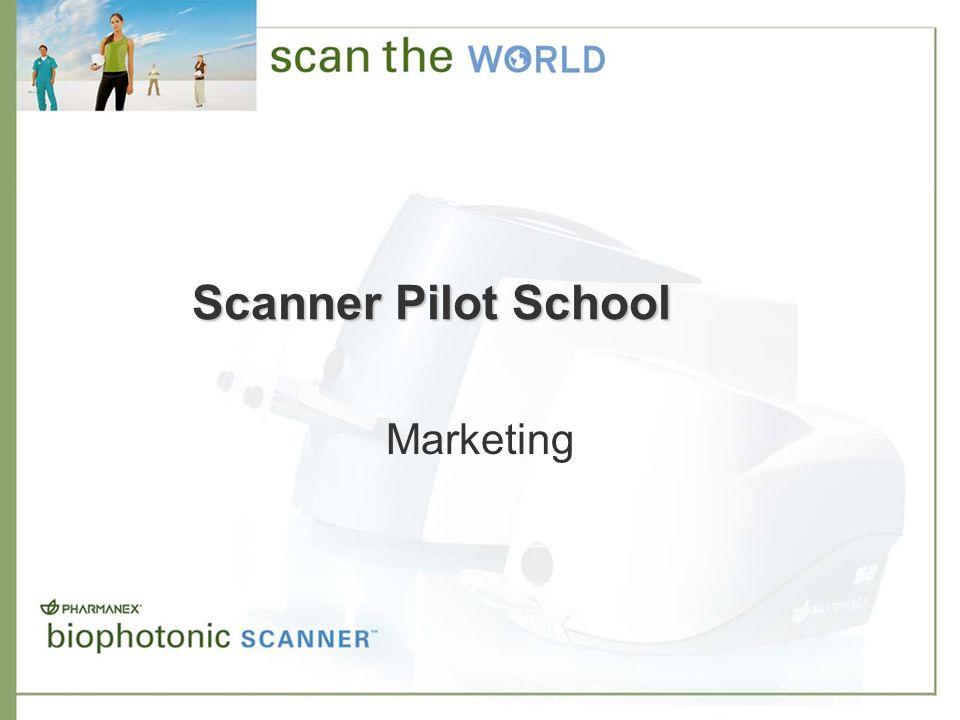 Scanner Pilot School: marketing DOEL Betere marketingondersteuning voor onze Scannerleasers Een Scannerleaser-identiteit creëren: Scanner Pilot Starter Kit