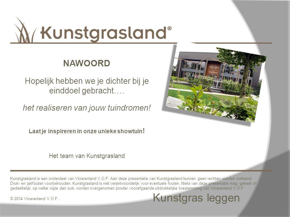 Kunstgras leggen Kunstgrasland is een onderdeel van Vloerenland V.O.F. Aan deze presentatie van Kunstgrasland kunnen geen rechten worden ontleend. Dru