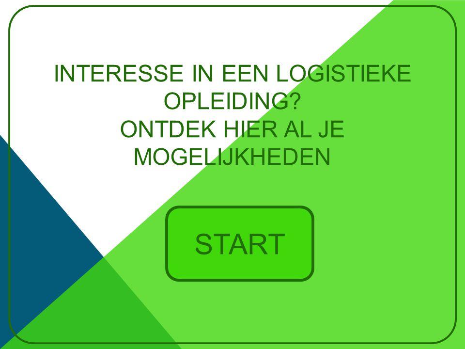 Logistiek verantwoordelijke De verantwoordelijke logistiek geeft leiding aan het logistiek centrum van het bedrijf.