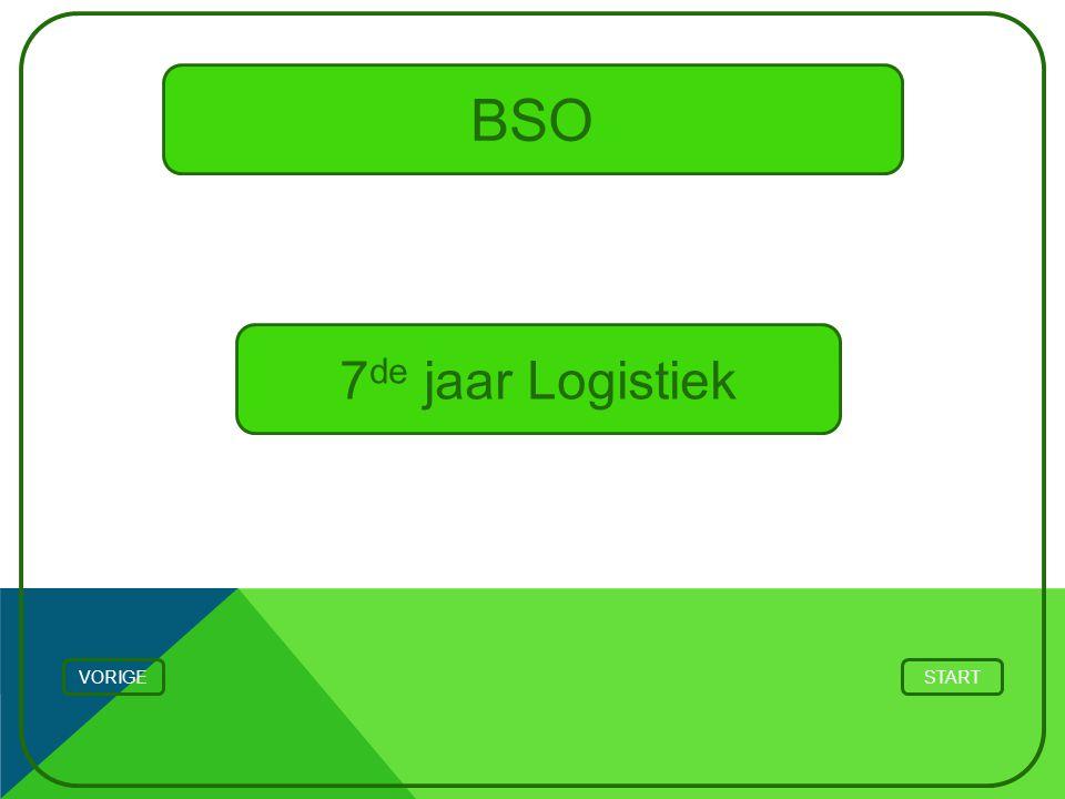 BSO 7 de jaar Logistiek STARTVORIGE