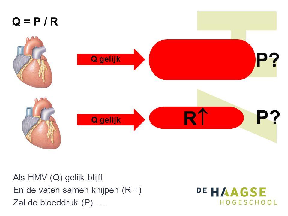 Doorbloeding en bloedruk wordt gereguleerd door.