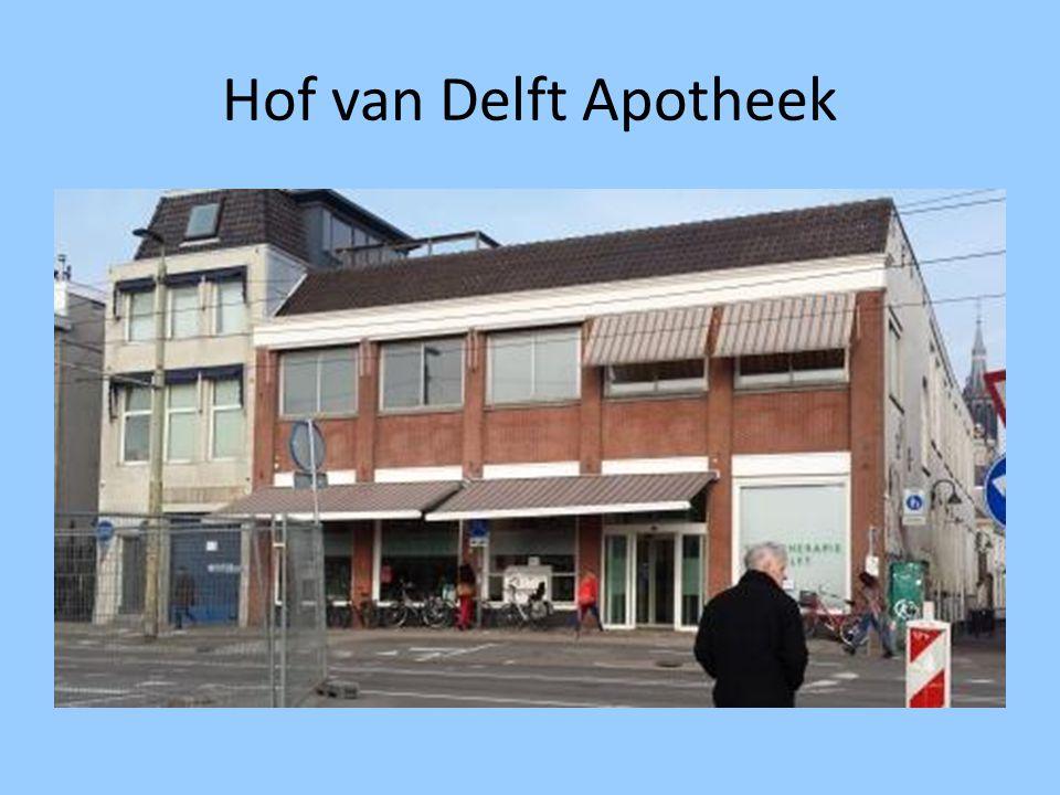 Hof van Delft Apotheek