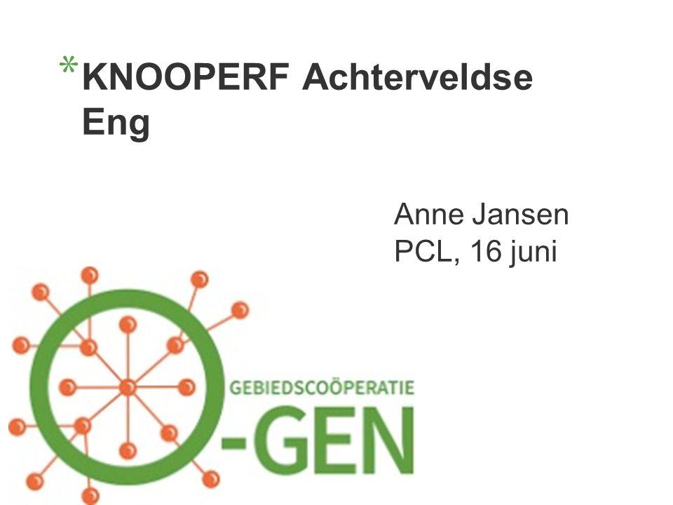 * KNOOPERF Achterveldse Eng Anne Jansen PCL, 16 juni 1