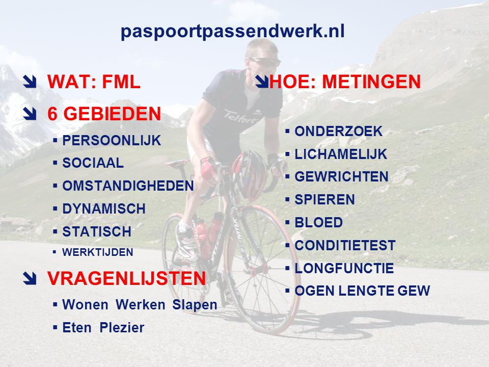 paspoortpassendwerk.nl  CLAIM FINANCIEEL  WERKGEVER KRIJGT KORTING OP ZIJN PREMIE ALS HIJ AGH IN DIENST NEEMT  UITVAL MET DE ZELFDE KLACHTEN DRAAGT UWV RISICO  VANAF 2014 VERPLICHT 5% AGH IN DIENST  INTAKE: SAMEN  1.
