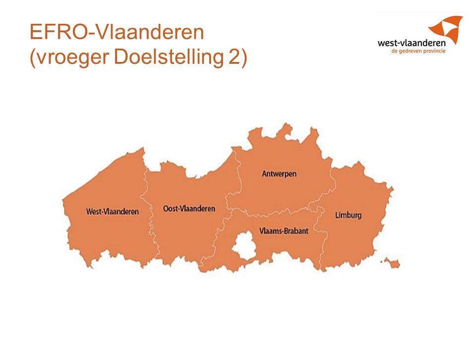EFRO-Vlaanderen (vroeger Doelstelling 2)
