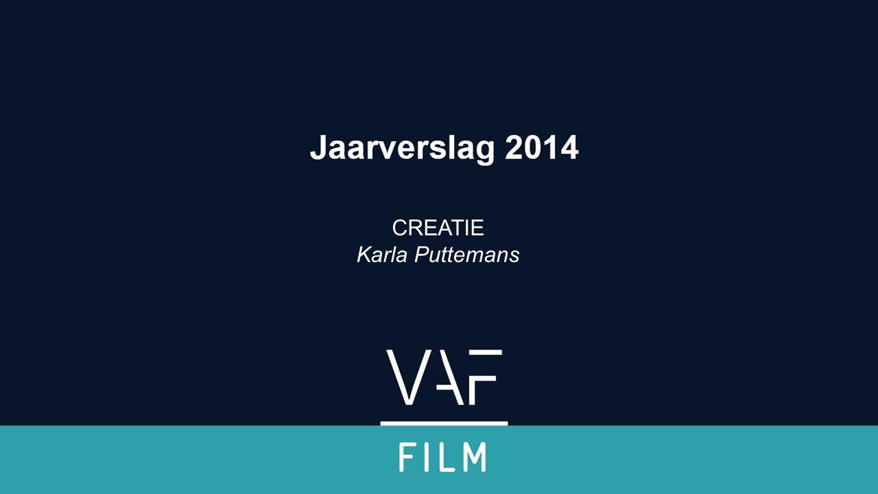 Verwelkoming & inleiding CREATIE Karla Puttemans