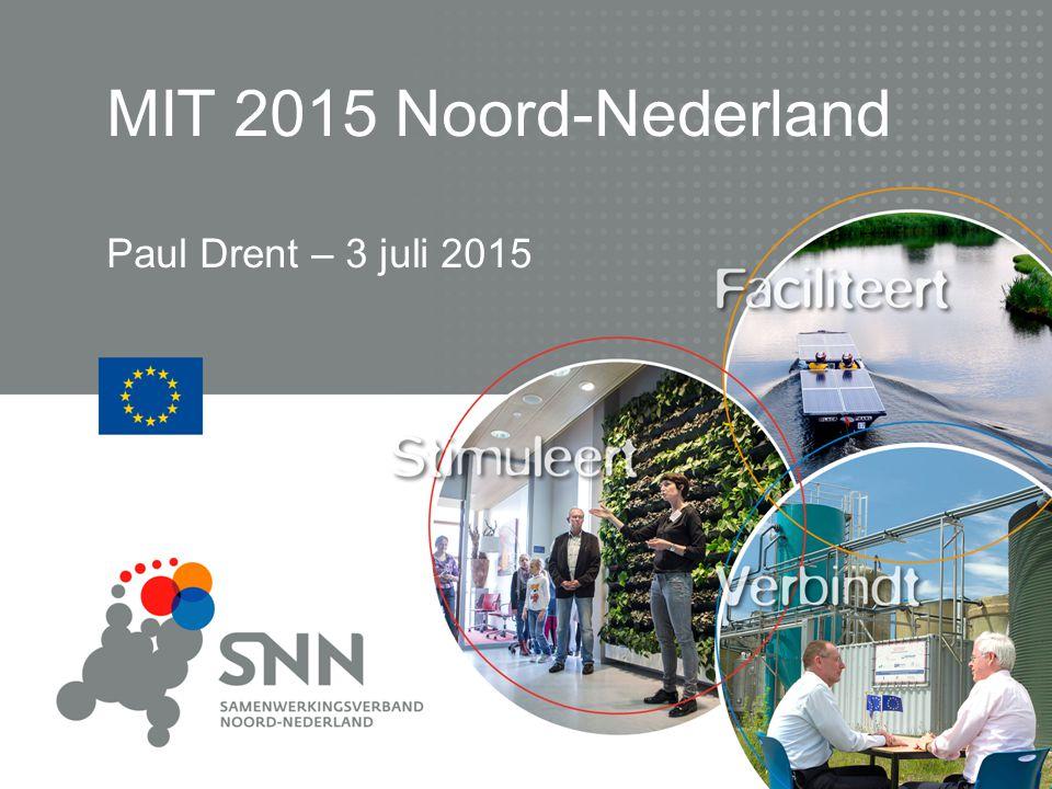 MIT 2015 Noord-Nederland Paul Drent – 3 juli 2015