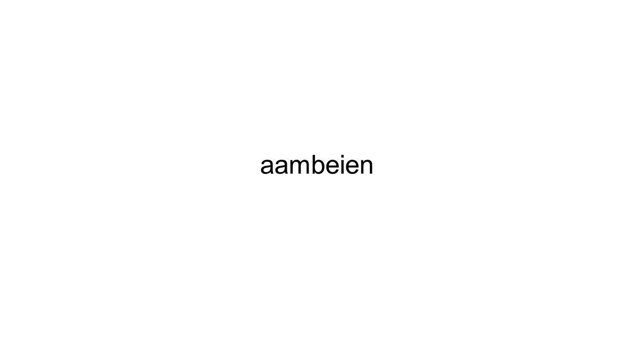 aambeien