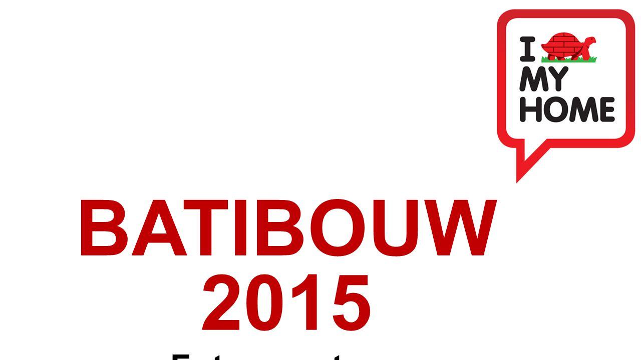 BATIBOUW 2015 Fotoreportage BATIBOUW 2015 Fotoreportage