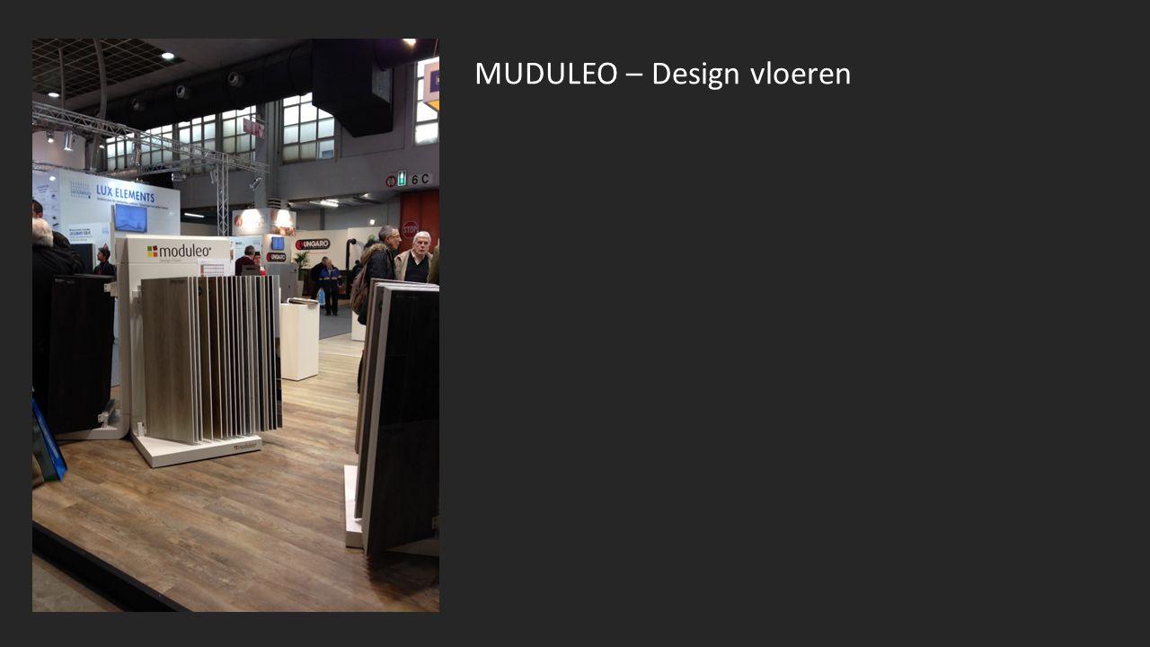 MUDULEO – Design vloeren