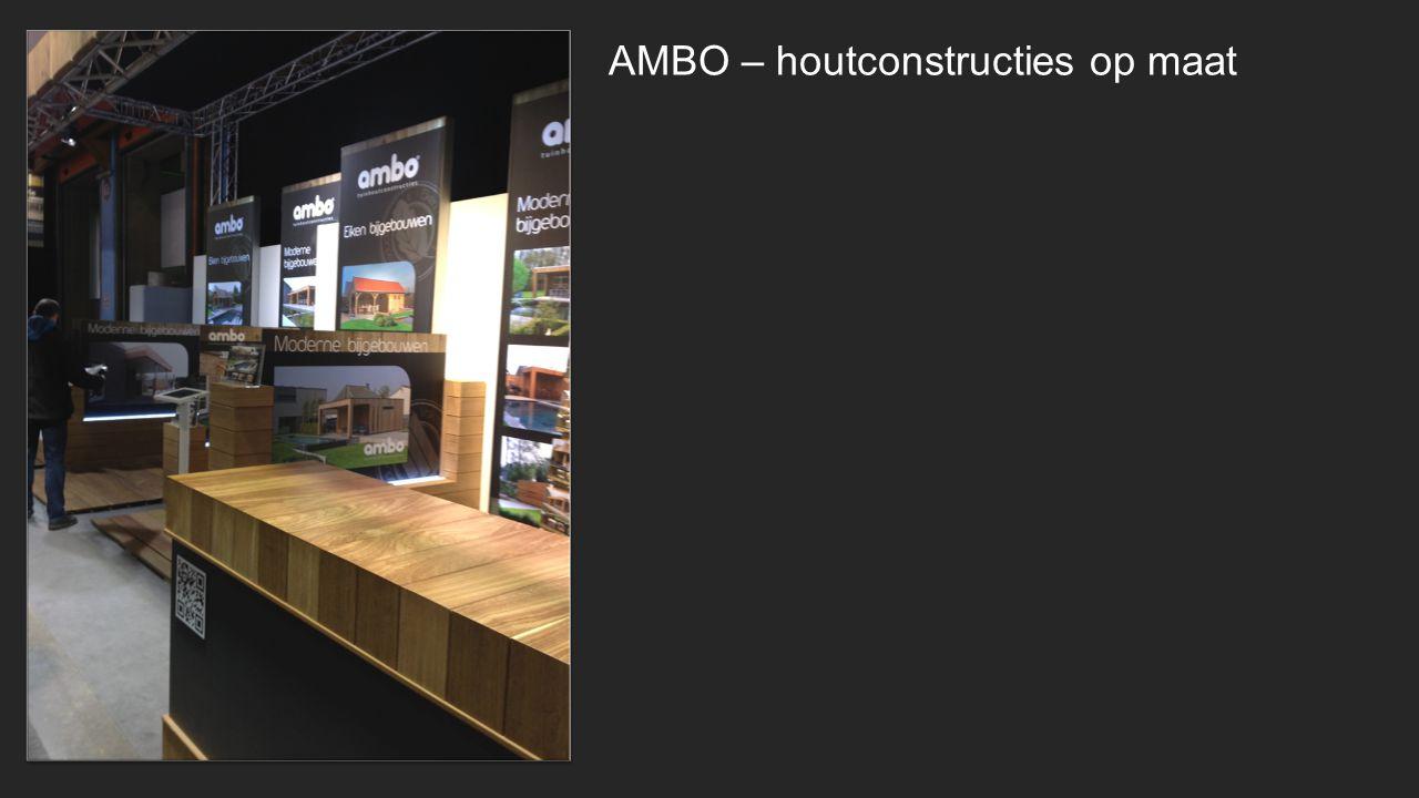 AMBO – houtconstructies op maat
