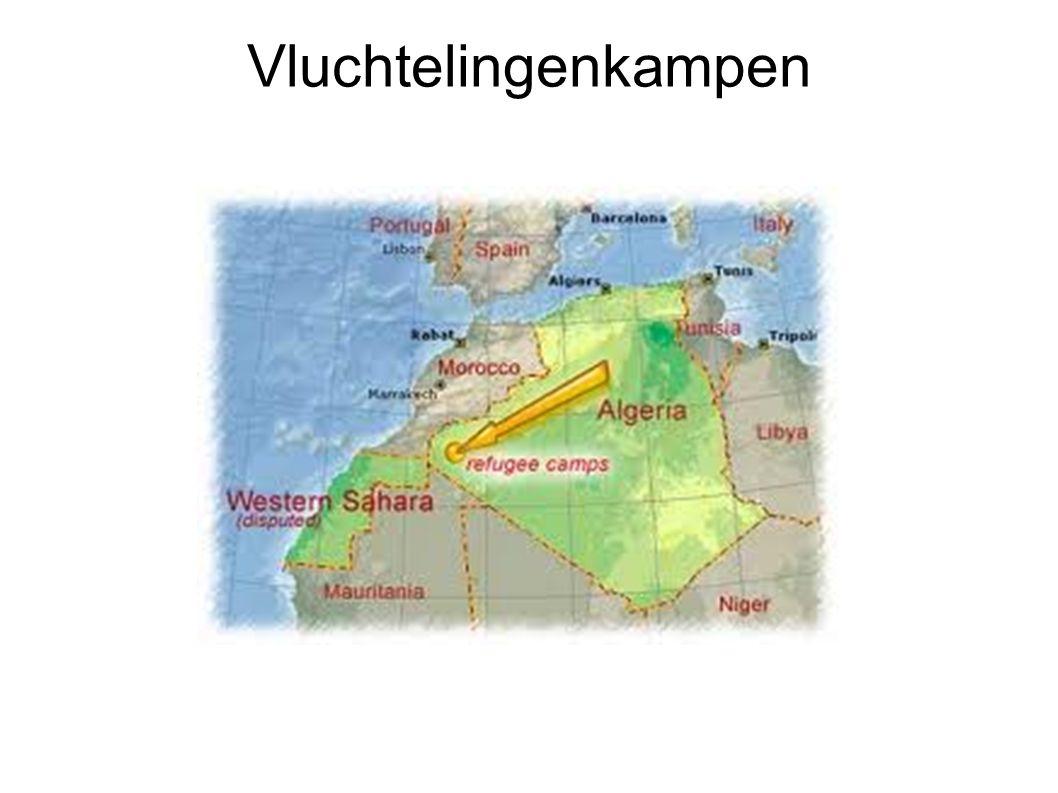 Vluchtelingenkampen