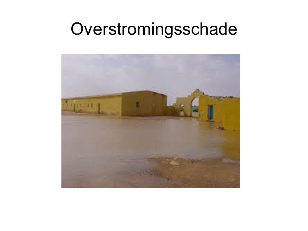 Overstromingsschade