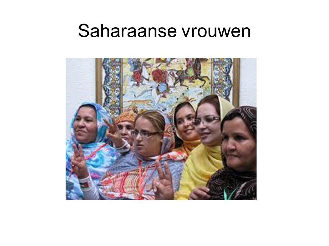 Saharaanse vrouwen