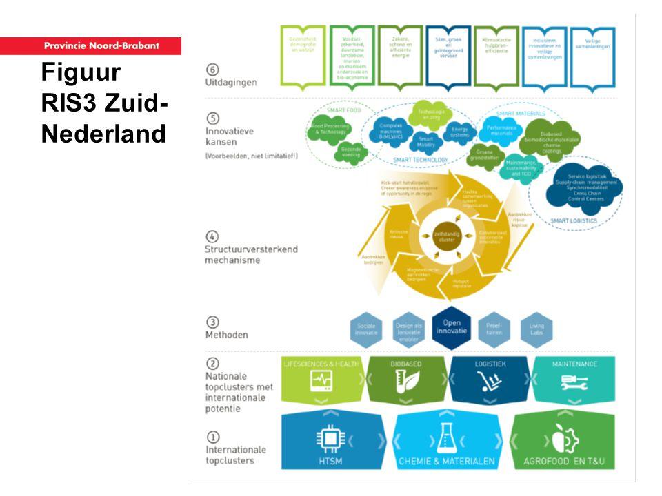 Figuur RIS3 Zuid- Nederland