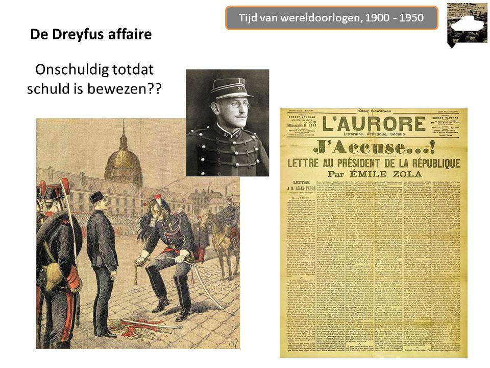 Tijd van wereldoorlogen, 1900 - 1950 Antisemitisme in Europa Een Jood werd op een bijzondere wijze opgehangen 15e eeuw