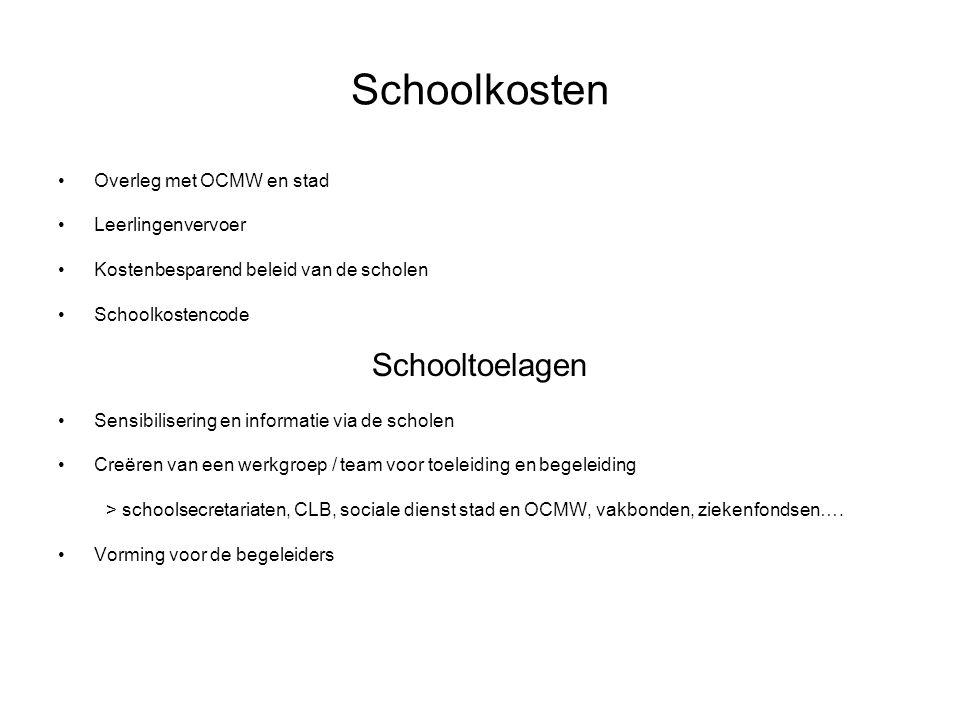 Overgang basis- naar secundair onderwijs Afspraken met SO rond attesteringen BuO en leerzorg