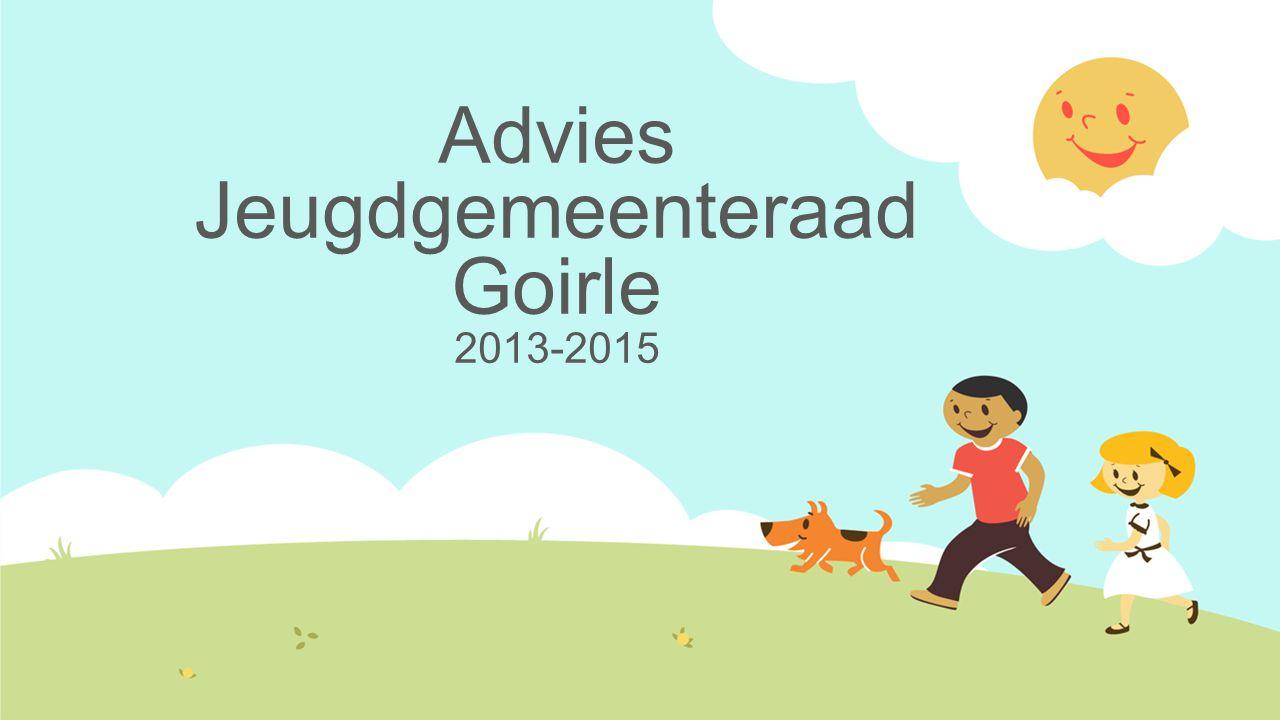 Advies Jeugdgemeenteraad Goirle 2013-2015