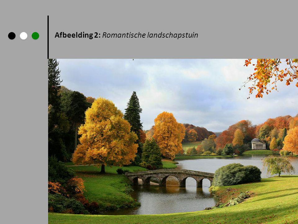 Afbeelding 2: Romantische landschapstuin