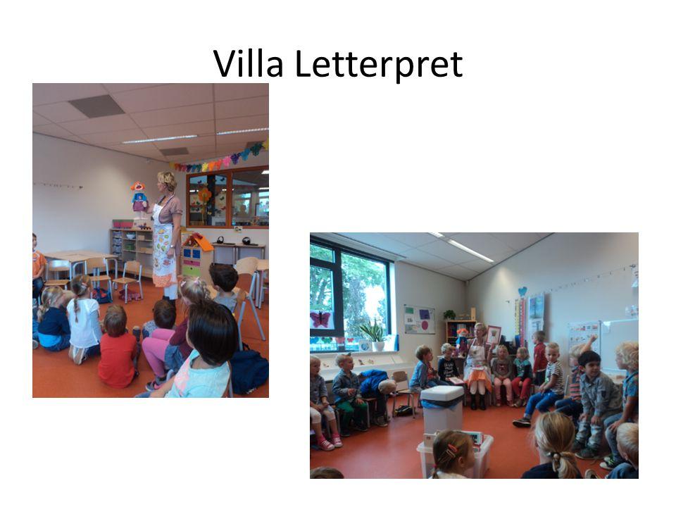 Villa Letterpret