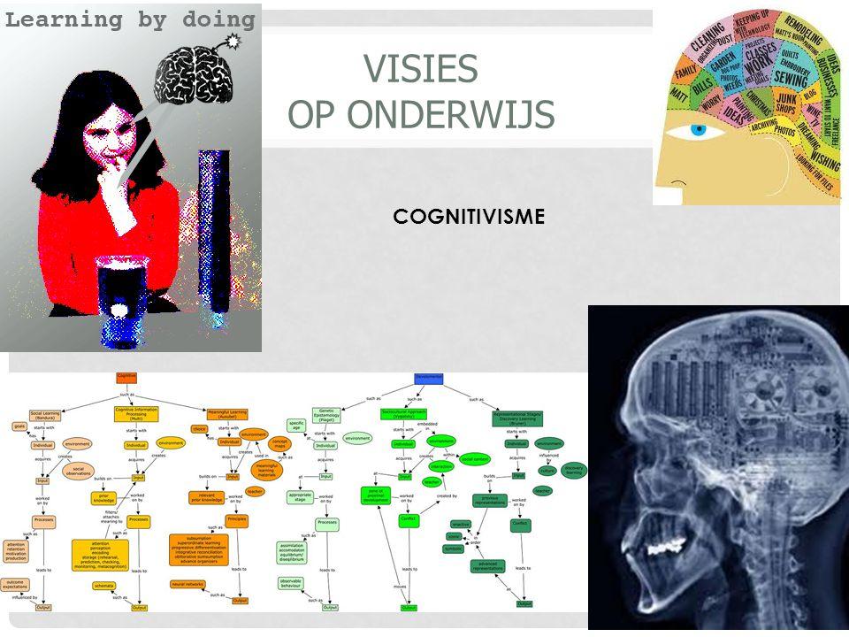 VISIES OP ONDERWIJS (sociaal)-constructivisme
